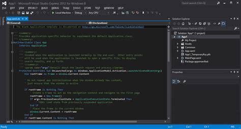 visual studio express 2013 reset settings vb net change color microsoft visual studio 2012 for