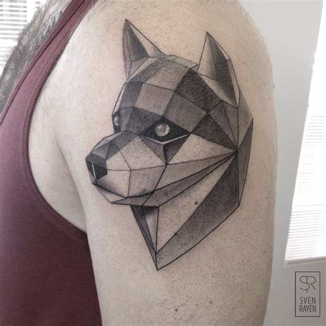 low poly tattoo 30 cool low poly designs amazing ideas