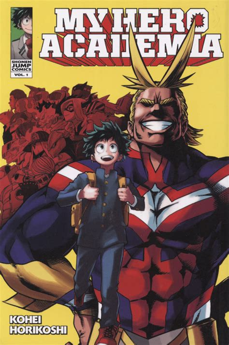 my academia vol 11 new releases for august 4 2015