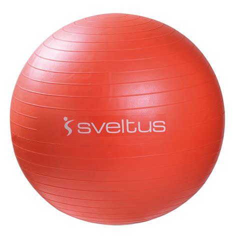 m 233 decine et balle lest 233 e sveltus gymball 55 cm 75