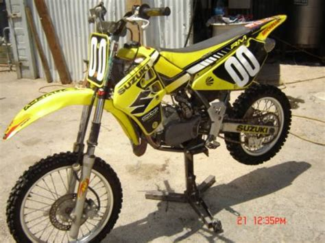 2001 Suzuki Rm80 2001 Suzuki Rm80 Rm 80 1 200 Possible Trade 100104529