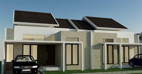 desain rumah minimalis cluster desain rumah minimalis terbaru raf cluster preview
