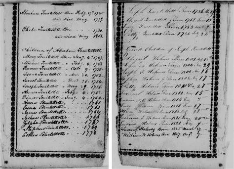 Revolutionary War Records Why I Revolutionary War Pension Records Vita Brevis