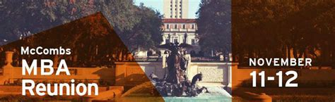 Mccombs Mba Course List by Mccombs Alumni Network Mccombs Business School