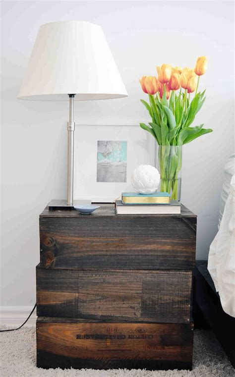 crate end table ideas