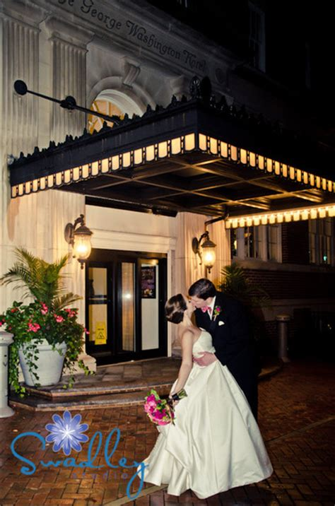 Wedding Venues Winchester Va by The George Washington Hotel A Wyndham Grand Hotel