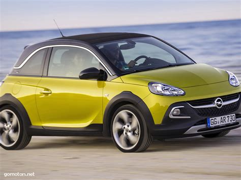 opel adam 2015 2015 opel adam rocks photos reviews specs car