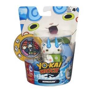 yo kai watch komasan toys toyworld