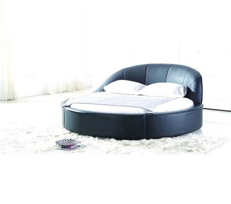 modern round bed dreamfurniture com b807b modern round bed