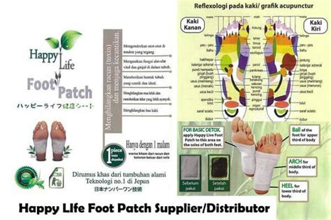 Places Near Me To Foot Detox by Detox Foot Patch Supplier Kajangbiz