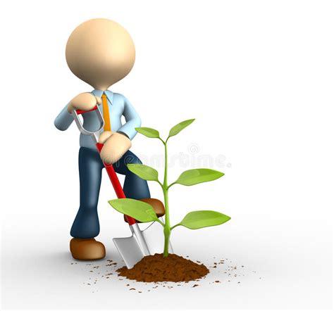 imagenes graciosas de jardineros jardinero fotos de archivo imagen 36632333