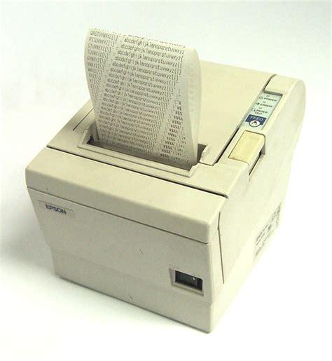 Adaptor Epson epson m129c tm t88iii epos printer serial interface only