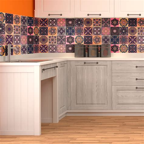 azulejos toledo 15 stickers carrelages azulejos toledo salle de bain et
