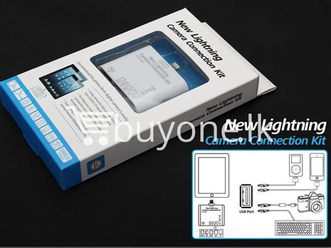 New Lightning Connection Kit best deal 5 in 1 new lightning connection kit ipad4 mini buyone lk