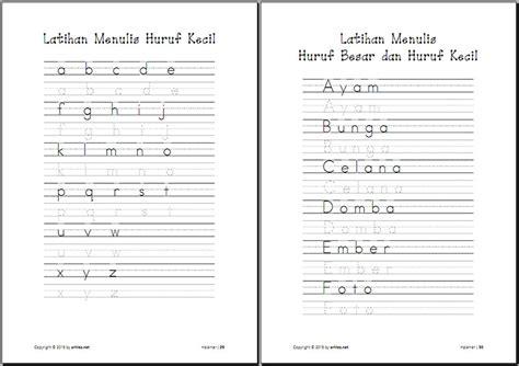 Latihan Menulis Angka buku belajar menulis huruf dan angka untuk balita