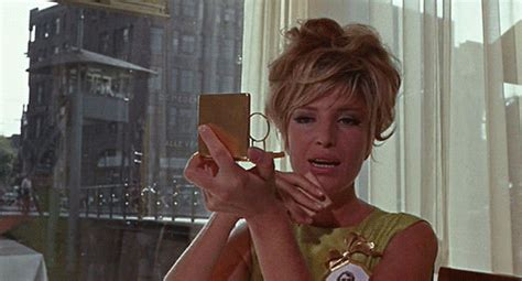modesty blaise film quentin tarantino film files pierrot le fou and the pop art movement