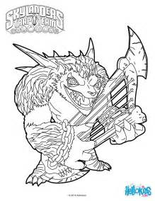 skylanders trap team coloring pages wolfgang coloring pages hellokids