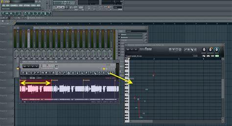 fl studio edison tutorial drop audio material from edison to newtone how to make