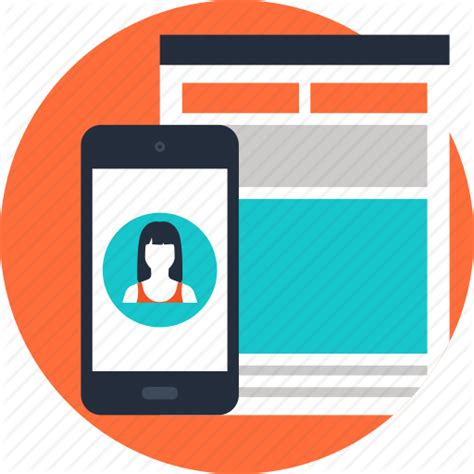application design vector app application design development mobile ui web