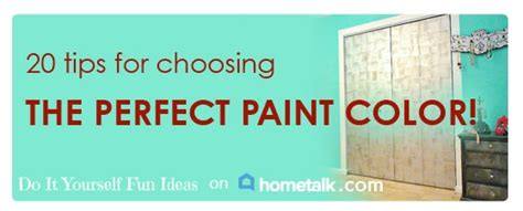 20 tips for choosing the paint color with a help from hometalk do it yourself