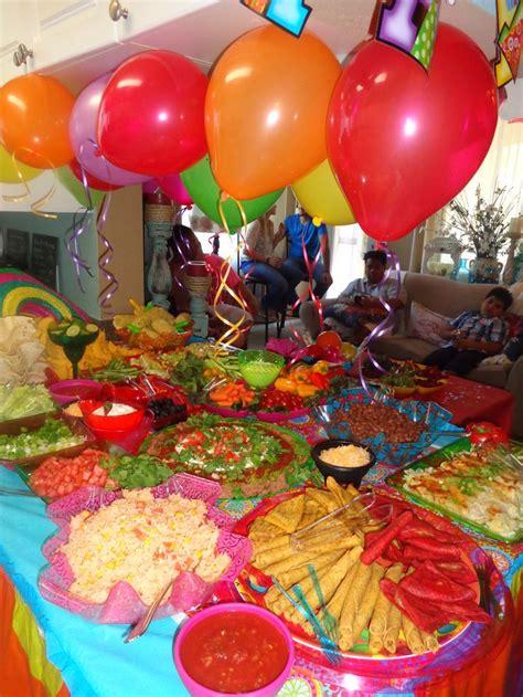 party ideas spanish fiesta on pinterest parties dora fiesta birthday party gosia75 pinterest