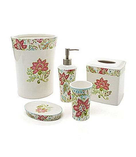 dillards bathroom accessories dena home ikat bath accessories dena home at dillard s