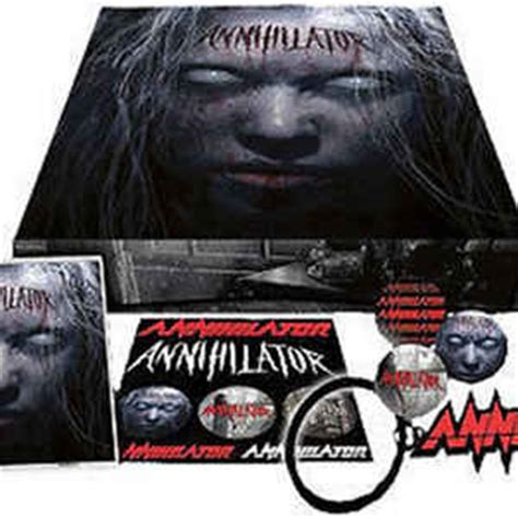 Annihilator Criteria For A Black Widow Japan Pressing annihilator 2 set the world on cd album at discogs