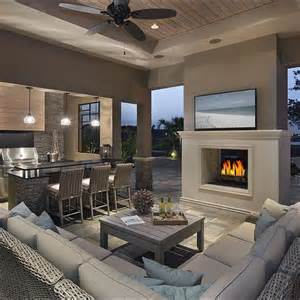 outdoor rooms designs 1000 ideas about covered outdoor kitchens on