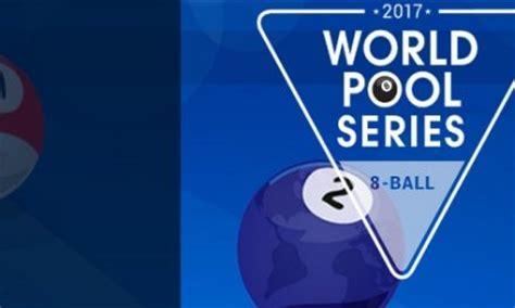 Mba World Series 2017 Prize Pool by Wpa Pool World Pool Billiard Association
