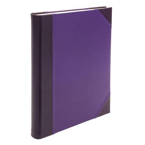 Large Leather Scrapbook Large Leather Scrapbook By Noble Macmillan Notonthehighstreet Com
