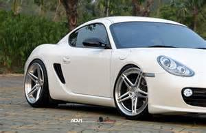 Porsche Cayman Rims Porsche Cayman On Adv 1 Wheels Photo Gallery Autoevolution