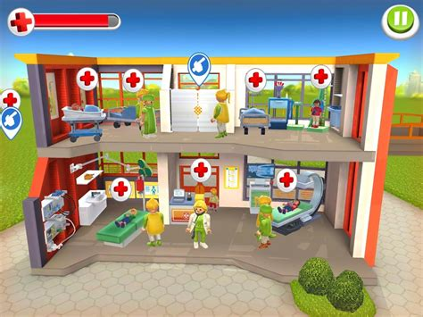 play mobile playmobil children s hospital android apps on play