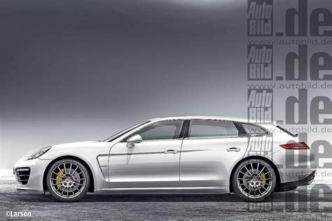 Porsche Panamera Kofferraum by Porsche Panamera Sport Turismo 2017 Test Preis