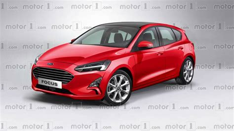 2019 Ford Focus by 2019 Ford Focus Everything We
