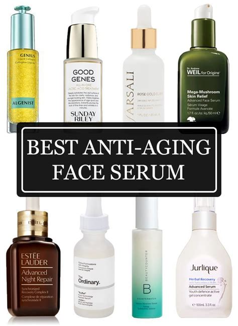 Best Anti Aging by The Best Anti Aging Serums Hair