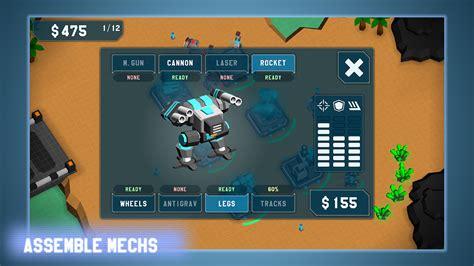 mechcom 2 3d rts v1 12 apk mechcom 3d rts v1 3 mod unlimited money free android apk