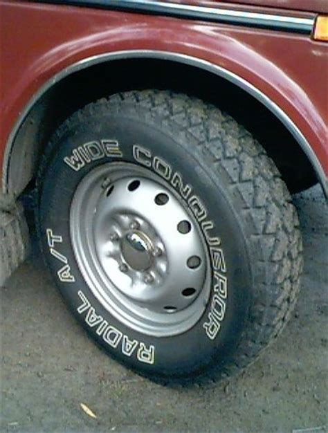 Lada Niva Tyres Tyres
