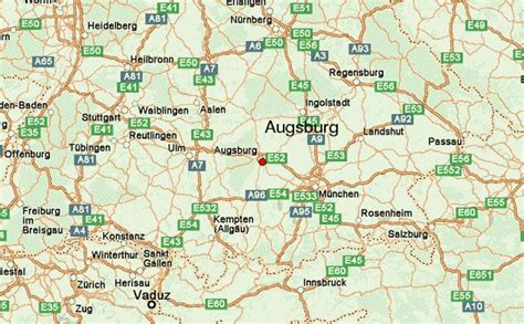 map augsburg germany augsburg location guide
