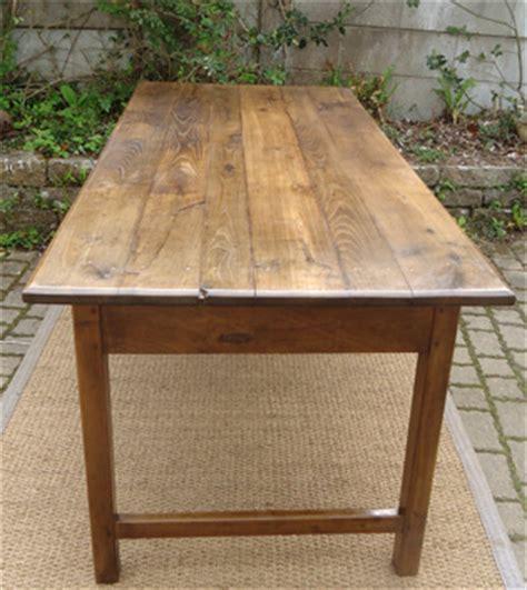 Ordinaire Table Bois Ancienne Rectangulaire #1: table_rectangulaire_ancienne_profil.jpg