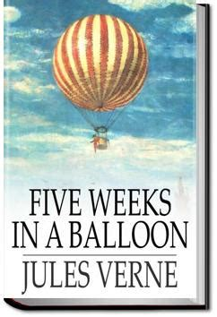 five weeks in a balloon jules verne audiobook and