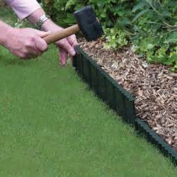 Install Plastic Landscape Edging How To Install Plastic Landscape Edging Apps Directories