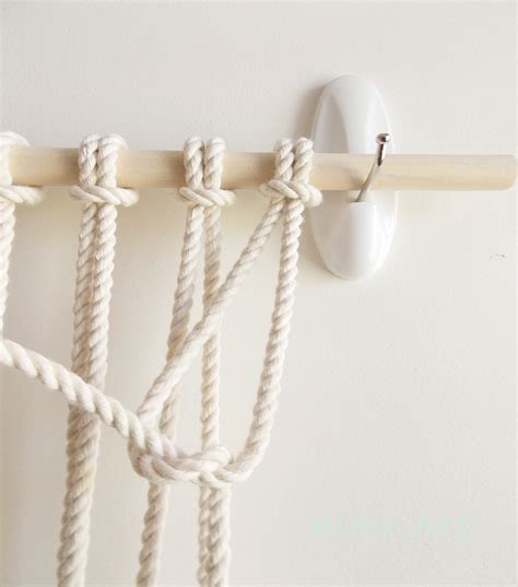 Macrame How To - diy macrame wall hanging 171 a pair a spare