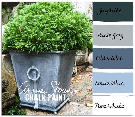 chalk paint zinc finish sloan chalk paint colors for a faux zinc look you