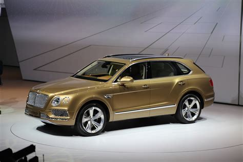 2017 Bentley Bentayga Suv Review Auto List Cars Auto