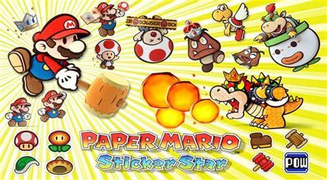 Paper Mario Sticker Rom
