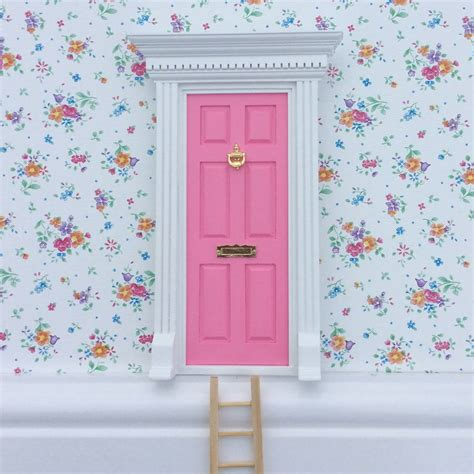 fairy doors for bedroom pink fairy door bedroom gift set by not before tea