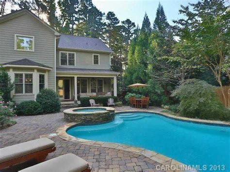 2 story house with pool house of the week a 4 bedroom craftsman with pool in sherwood forest the