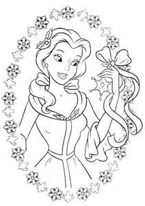 princess to get gifts in day coloring pages coloring pages