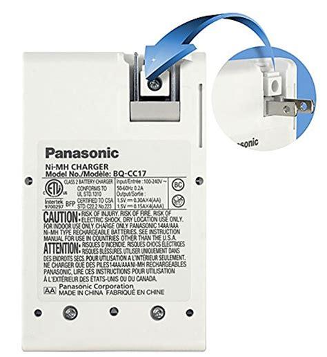 Best Produk Panasonic Basic Charger Eneloop Aa 2000mah 4pcs 2100cycl panasonic kj17mcc82a eneloop power pack 8aa 2aaa 2 c