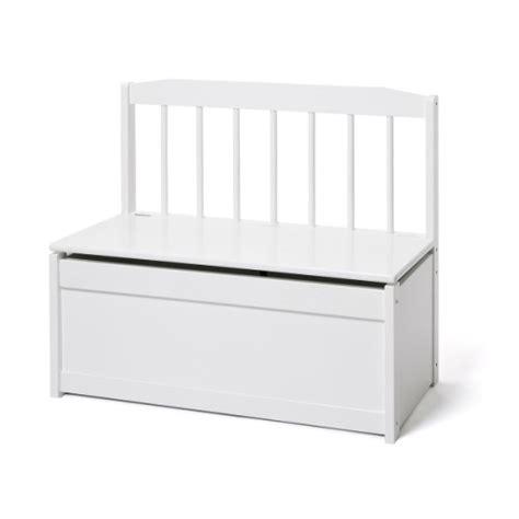 banc coffre cuisine banc coffre blanc bibliobul cr 233 ation oxybul pour enfant